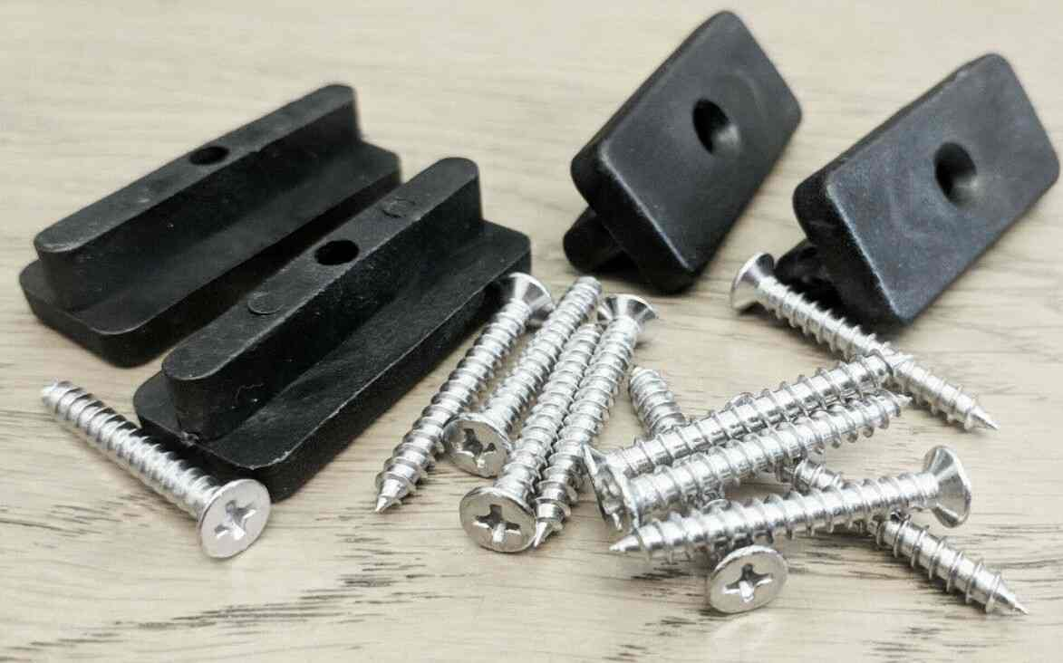 special screws to install decking