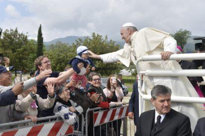 Đức Thánh Cha Phanxico đến Nomadelfia & Loppiano để thăm hai Phong trào Công giáo