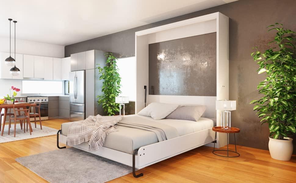 Giường đa năng ẩn tường