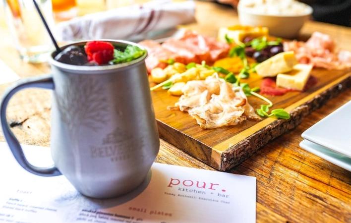 Pour Kitchen + Bar in Brookhaven, GA