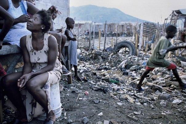 """GoodbyeNormals (Никита Демин) -""""Гаити. 20 дней в аду."""""""