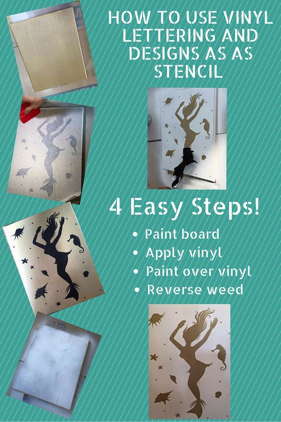 Mermaid Stencil Using Vinyl.jpg