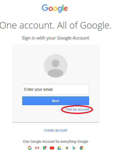 What can I do if the device won't take my Google account? (Google