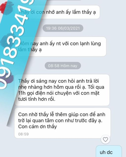 Bùa ngải yêu dân tộc Thái