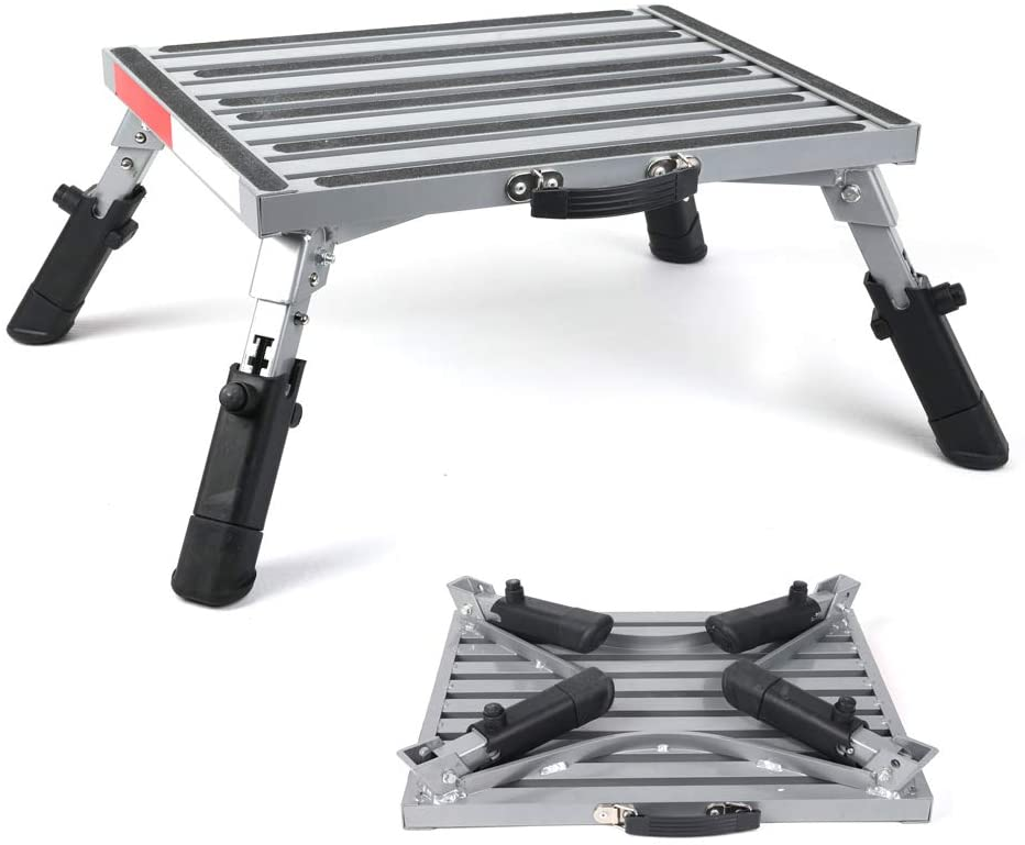 rv safety step stool