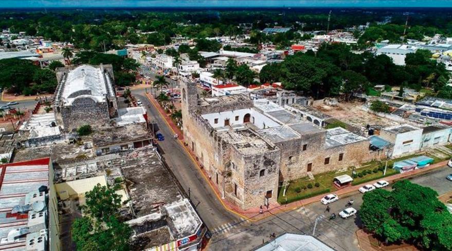 Santuario de los reyes, Tizimín, Yucatán