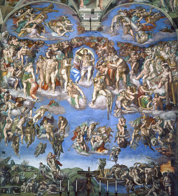 Phán quyết cuối cùng Michelangelo