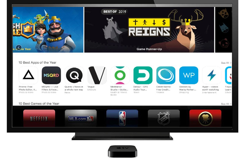 New Games for iOS You Can Play with Apple TV