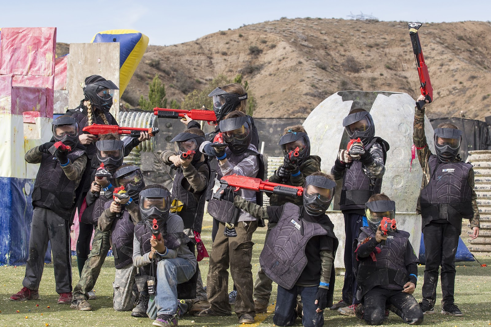 Host Paintball Birthday Parties Special Deals Paintball Usa