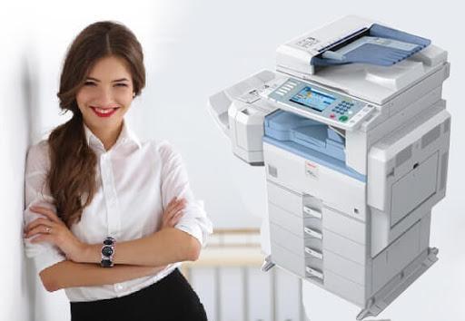 Quy trình thuê máy photocopy tại quân 6