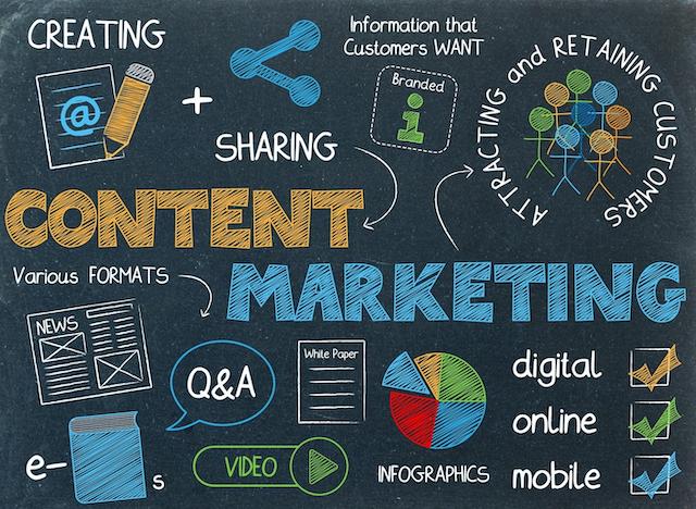 Content marketing giúp doanh nghiệp tăng lượng traffic