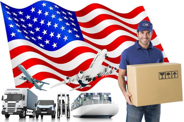 Các loại hàng hoá được phép gửi qua Mỹ tại TPHCM như mỹ phẩm, đồ cá nhân