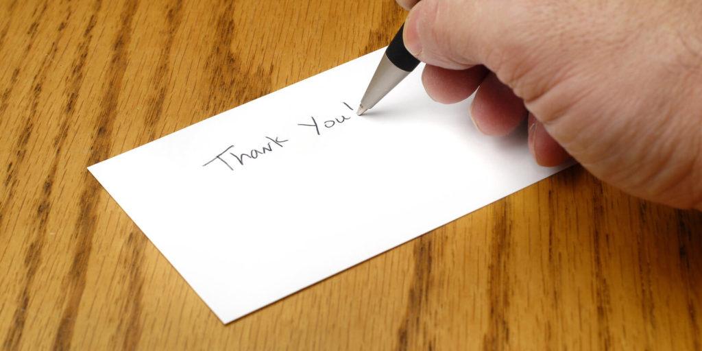 thankyou notes