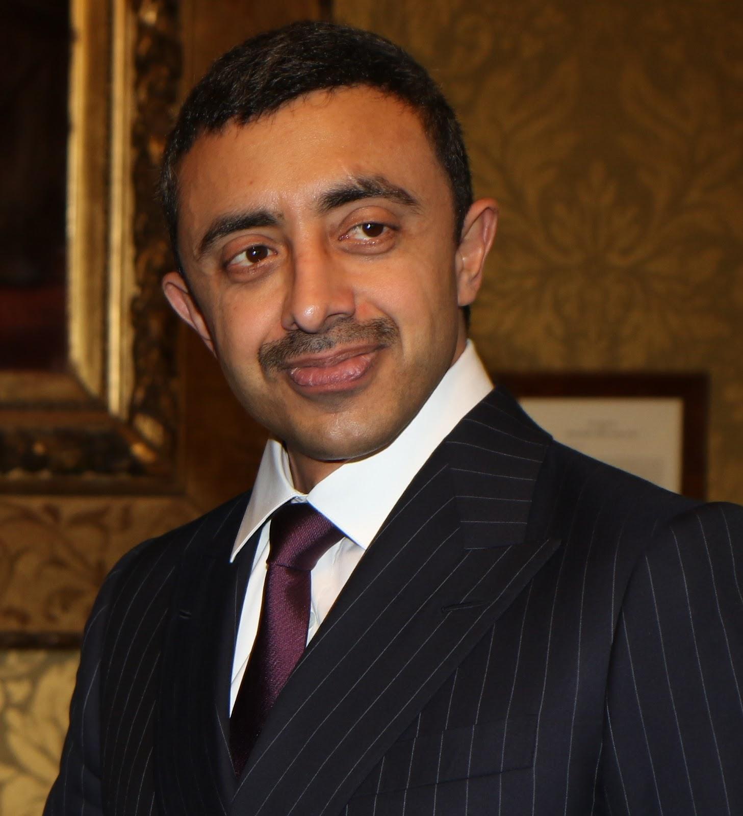 Đức Thánh Cha gặp gỡ Hoàng thân Sheik Abdallah Ben Zayed Al Nahyan