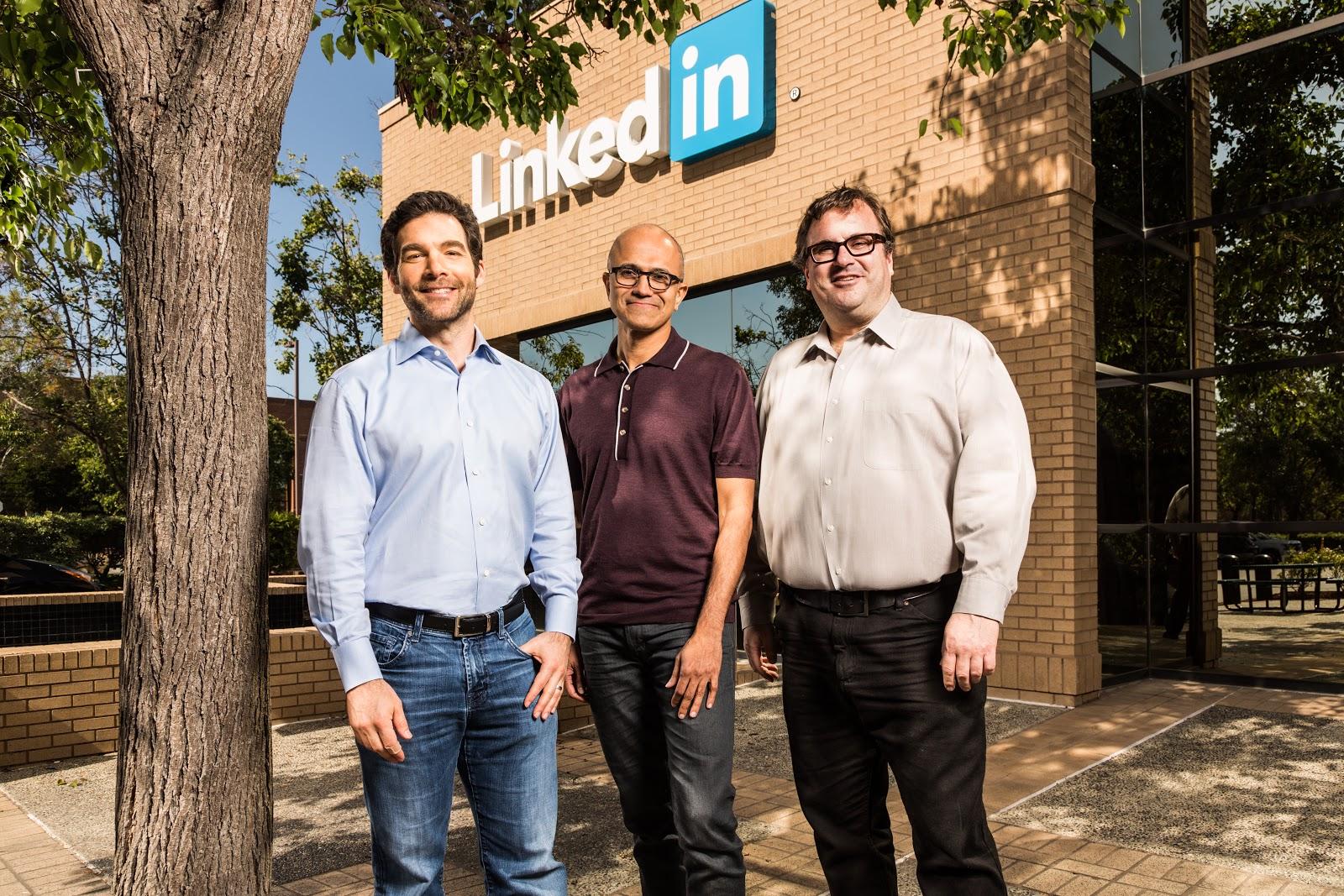 Microsoft-compra-Linkedin-estadisticas-2020