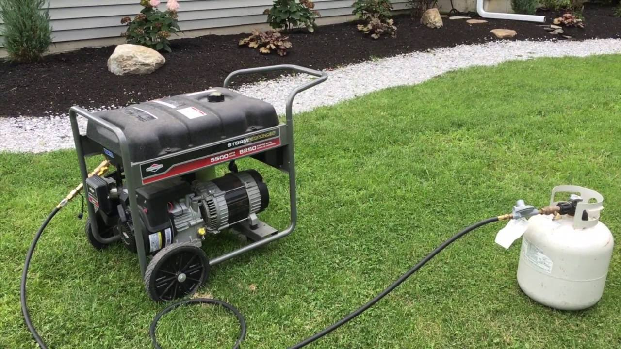 Major Differences between All Kinds Of Gas-fuel Generators.