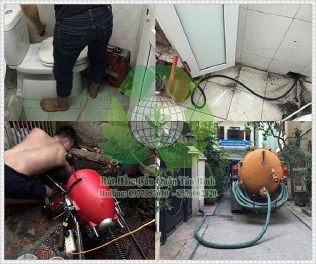 Hãy đến với ruthamcauquantanbinh.net để được nhân viên chúng tôi tiến hành xử lý mùi hôi trong bồn cầu