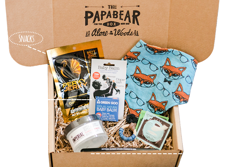 16 Out of the Box Gift Ideas for Dad's First Father's Day  via  www.productreviewmom.com