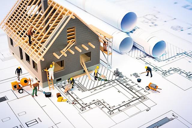 Dịch vụ xây nhà phần thô phụ thuộc vào quy mô công trình nhà ở