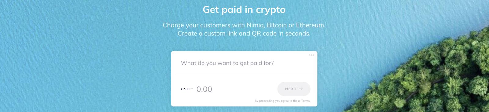 "Nimiq上线""Cryptopayment.link"""