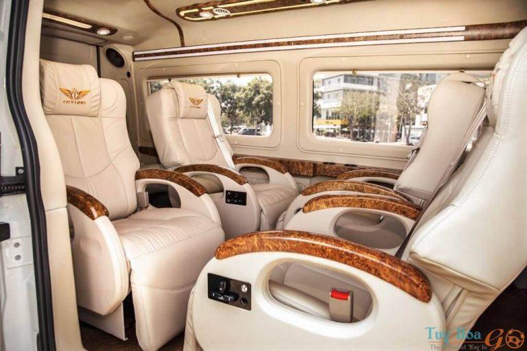 Có thể tham khảo Tuy Hoà GO nếu cần thuê Limousine