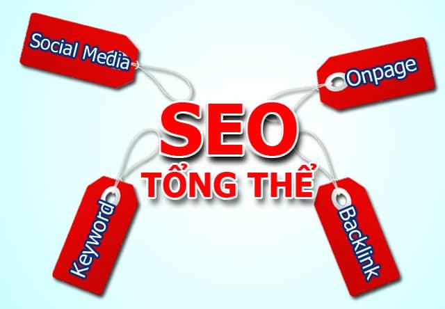 Dịch vụ seo website tổng thể tại On Digital