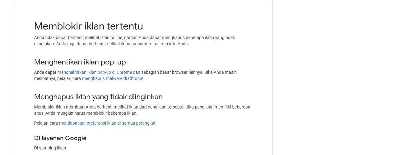 google perdana