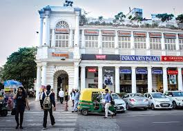 connaught place best places in delhi for shopping