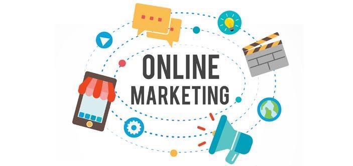 Tiếp thị sản phẩm thông qua internet