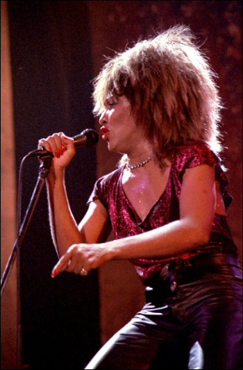 Tina Turner: Taking Care of Business