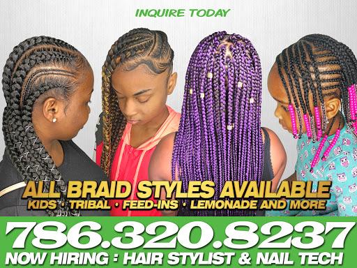 Miami X Hair & Nail Bar - Beauty Salon in North Miami Beach