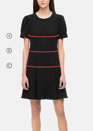 Women's Size Guide   Calvin Klein®