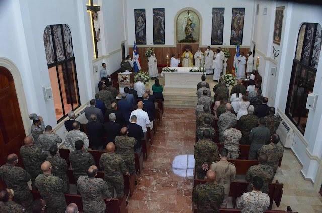 Ejército De República Dominicana celebra Día de su Patrón San Miguel Arcángel