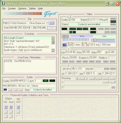 DX50 CODEC TÉLÉCHARGER DIVX MPEG-4