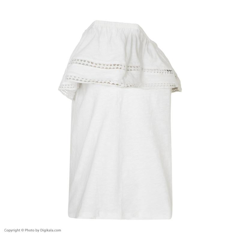 بلوز زنانه کالینز مدل CL1033134-WHITE