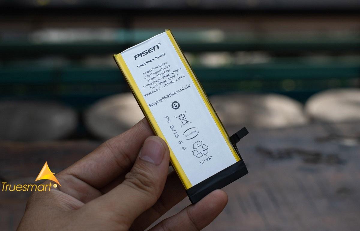 Thay Pin Pisen iPhone Xs Max Uy Tín, Giá Rẻ Tại Hà Nội