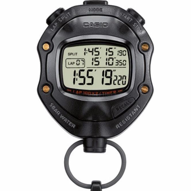 CASIO STOPWATCH SPORTY รุ่น HS-80TW -นาฬิกาจับเวลา ประกัน 1 ปีเต็ม | Shopee  Thailand
