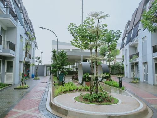 Piazza The Mozia: Kost in South Tangerang