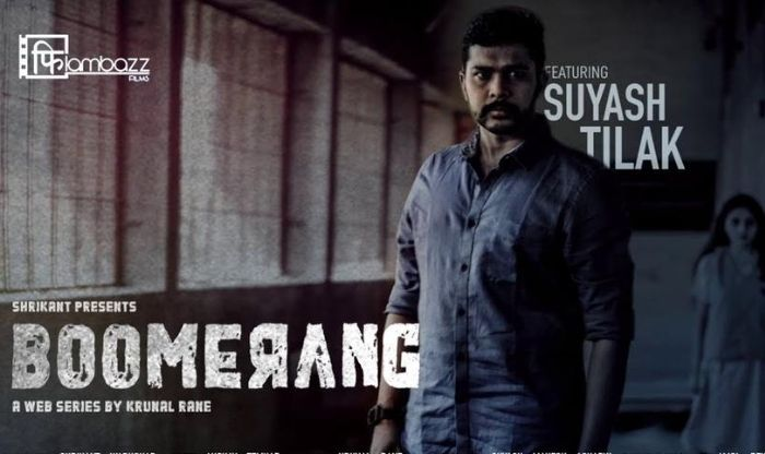 BOOMERANG horror best marathi web series
