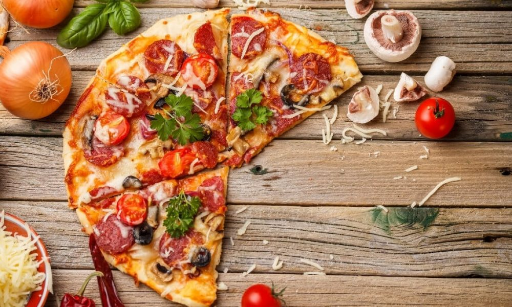 Types of Pizza in the United States