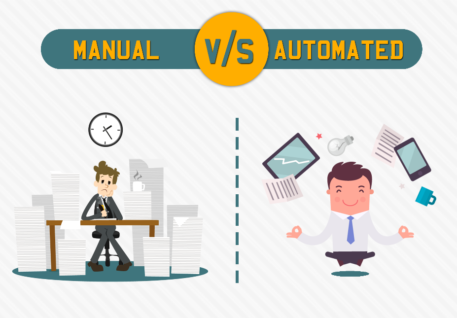 Image result for manual vs automated testing
