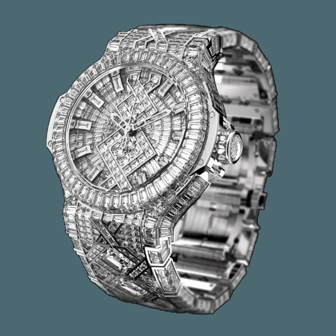 Photo of The Hublot watch