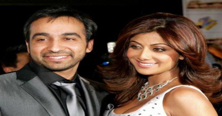 1. शिल्पा शेट्टी और राज कुंद्रा