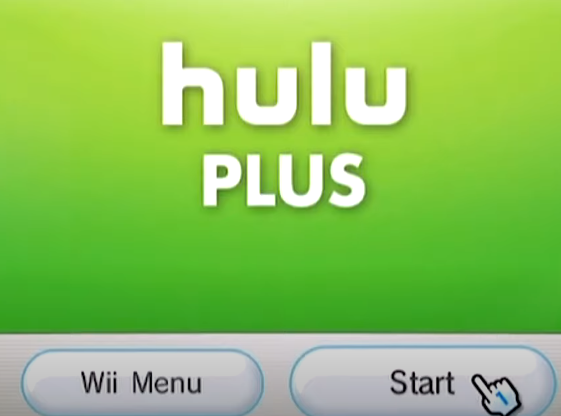 How to activate Hulu Plus on Nintendo Wii 1