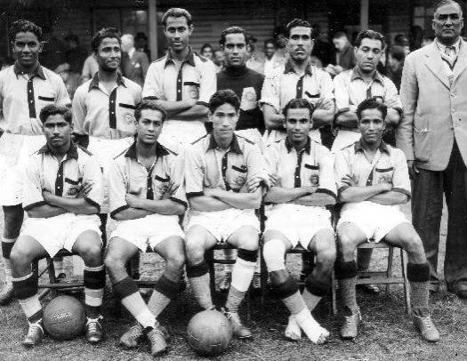 Timeline of India Football History till Golden Time