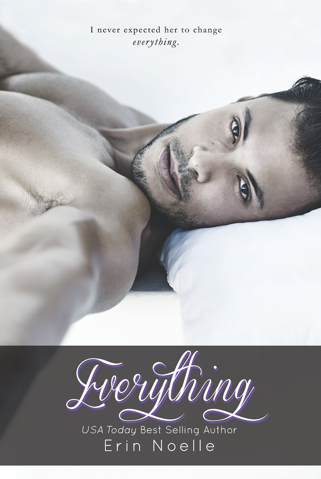 Cover Reveal: Everything by Erin Noelle