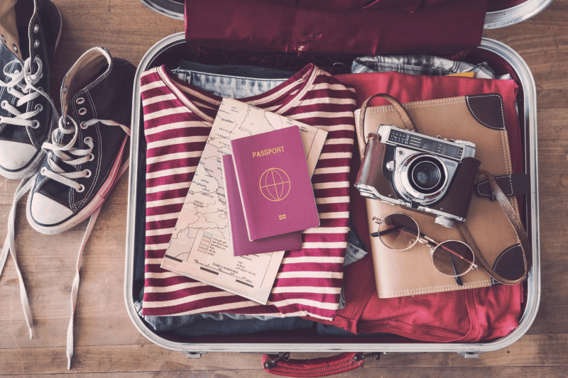 Top Travel Packing Tips: Essential Guide on How To Pack Your Bag —  Travelling With Diana