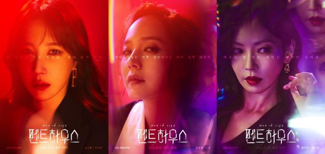 4 kiểu phụ huynh tánh kỳ ở Penthouse: Trừ bà cả Lee Ji Ah, ai cũng đổ đốn bảo sao con không hư sớm - Ảnh 2.