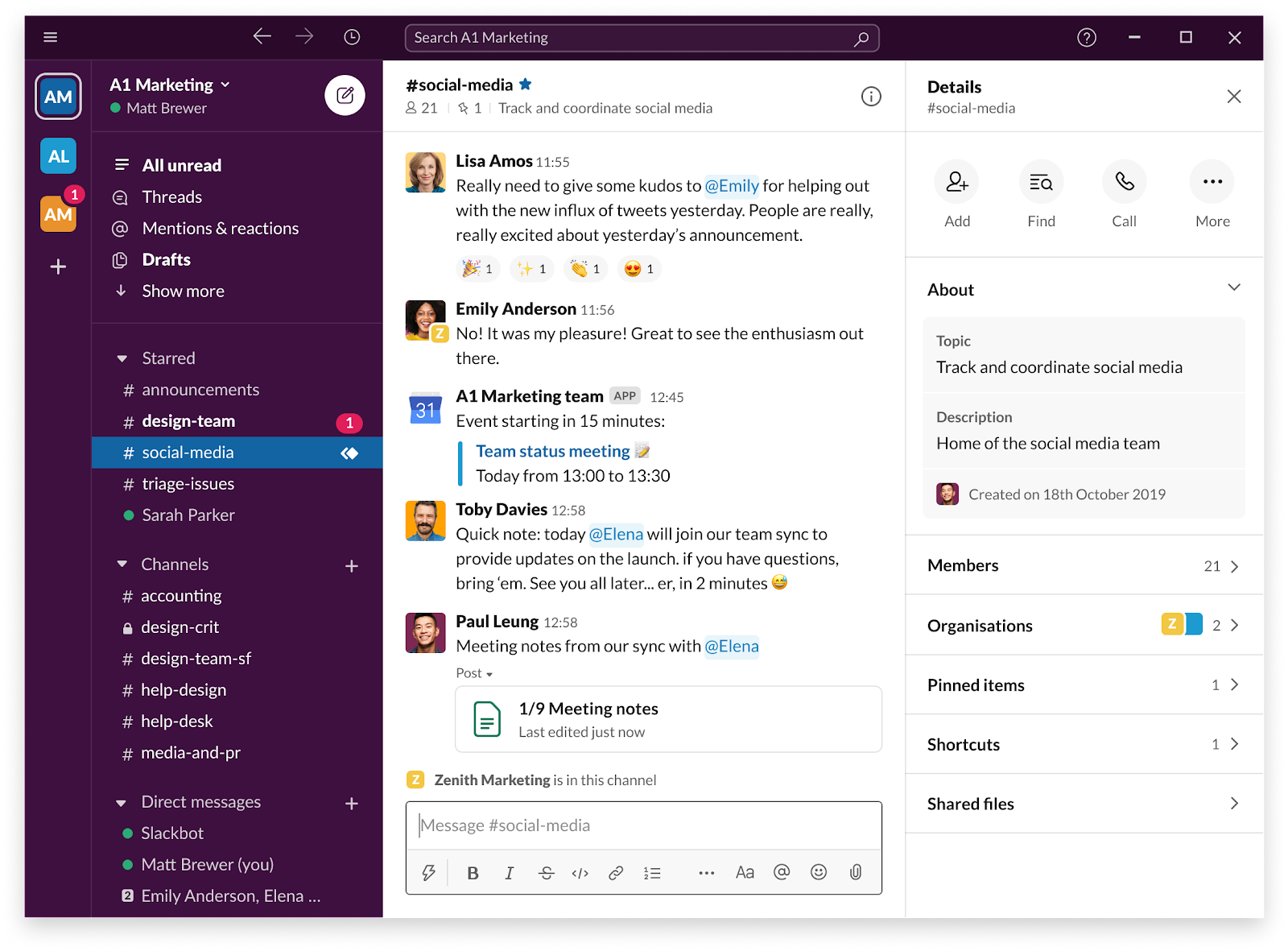 Product image of Slack