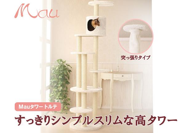 おしゃれで丈夫なキャットタワーのおすすめ人気ランキング4選!